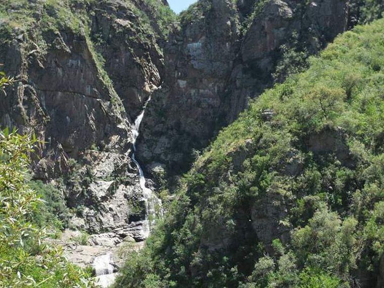 AUDIO: La cascada de Los Chorrillos, un paraíso terrenal en Tanti
