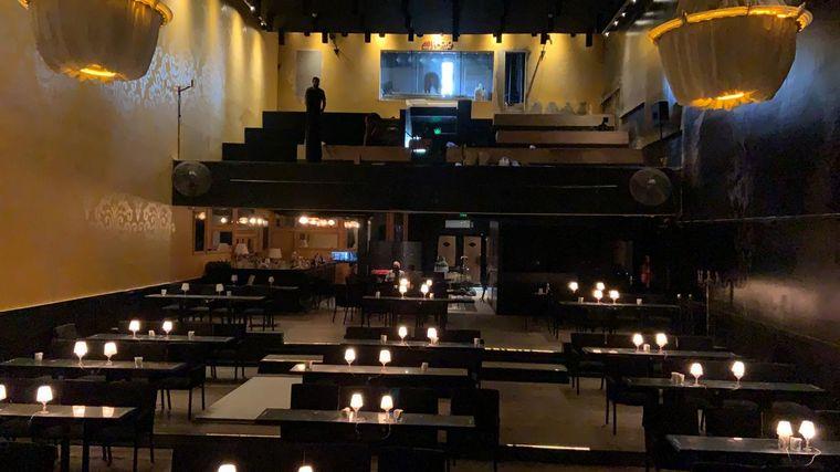 AUDIO: El teatro Teatriz se prepara para la temporada