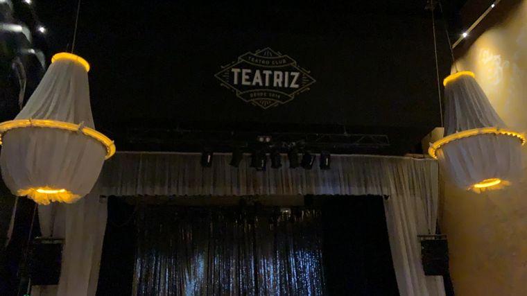 FOTO: El teatro Teatriz se prepara para la temporada
