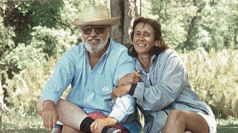 FOTO: Carrascosa estuvo preso siete años y medio por el crimen de su esposa.