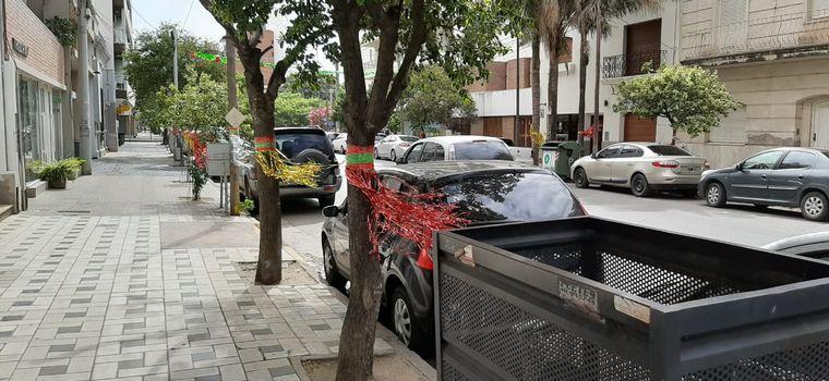 FOTO: General Paz decoró sus calles.