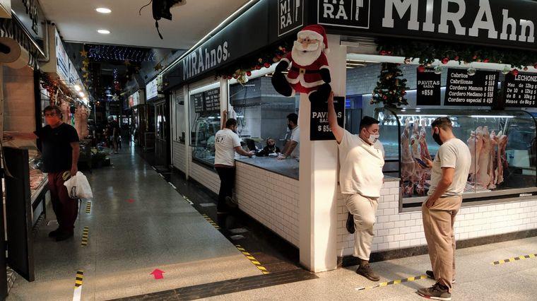 FOTO: El Mercado Norte se caracteriza por ofrecer productos frescos.