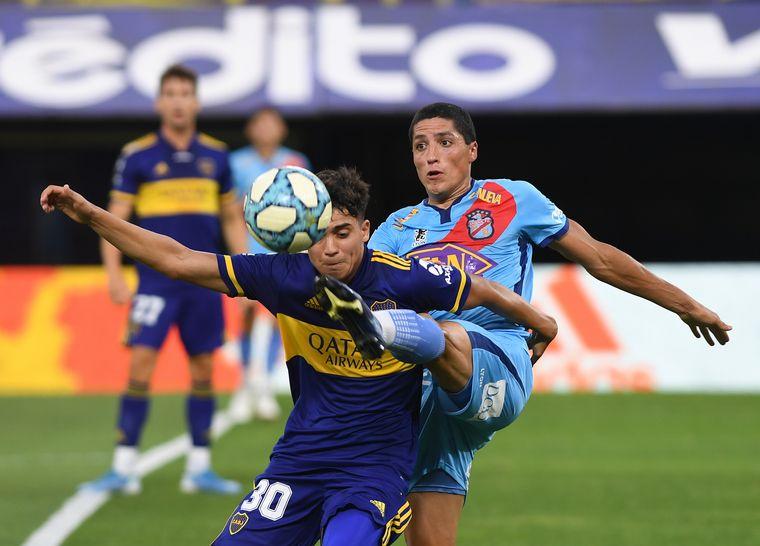 FOTO: Boca y Arsenal