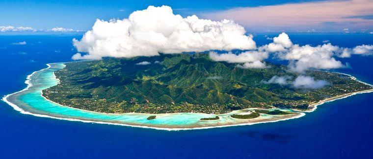 FOTO: Islas Cook, un paraíso sin pandemia