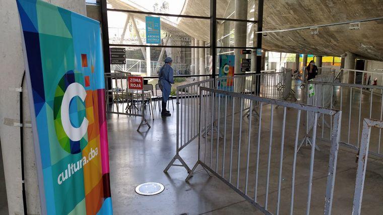 AUDIO: El centro de testeos se traslada al Centro Cultural Córdoba