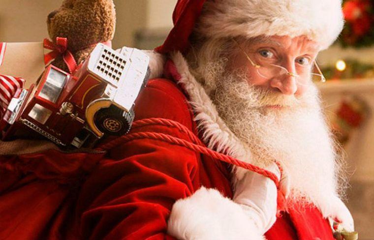 FOTO: Santa Tracker de Google: seguí el recorrido de Papá Noel por todo el mundo