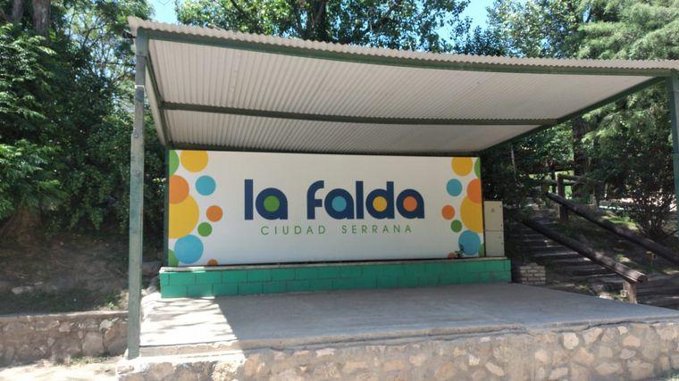 FOTO: Siete Cascadas, un encanto en La Falda.
