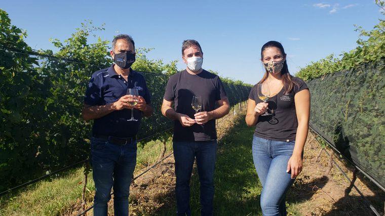 FOTO: Cuatro vinos cordobeses fueron premiados internacionalmente