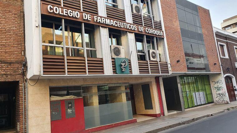 AUDIO: Piden la detención de Germán Daniele, titular de Colegio de Farmacéuticos de Córdoba.