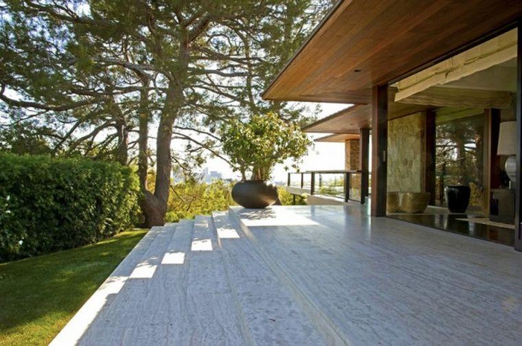 FOTO: La mansión de Jennifer Aniston en Beverly Hills