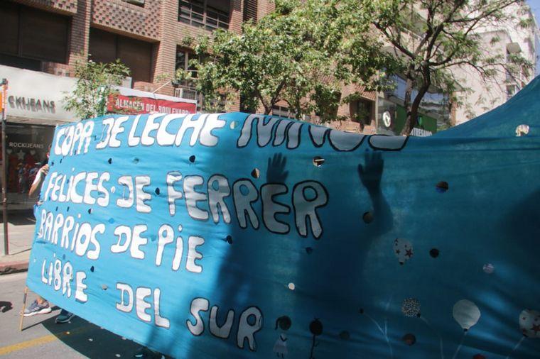 FOTO: Protestas en Córdoba