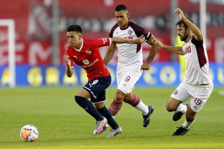 FOTO: Se impuso por 3-1 en Avellaneda.