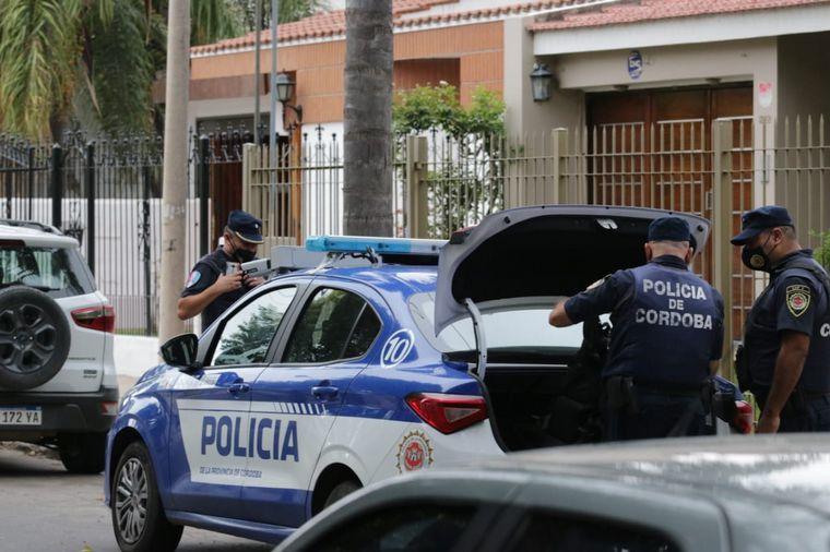 FOTO: Ladrón abatido en Colinas del Cerro