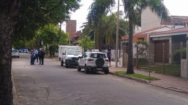 FOTO: Un policía abatió a un supuesto ladrón tras un robo en Colinas del Cerro.