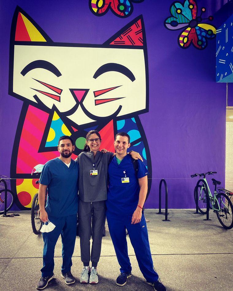 AUDIO: La experiencia de médica argentina en EE.UU. con la Pfizer
