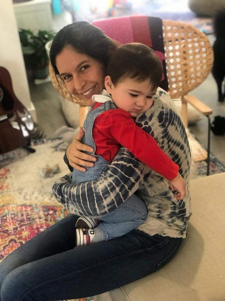 FOTO: Sofía Cattena, genetista y futura pediatra