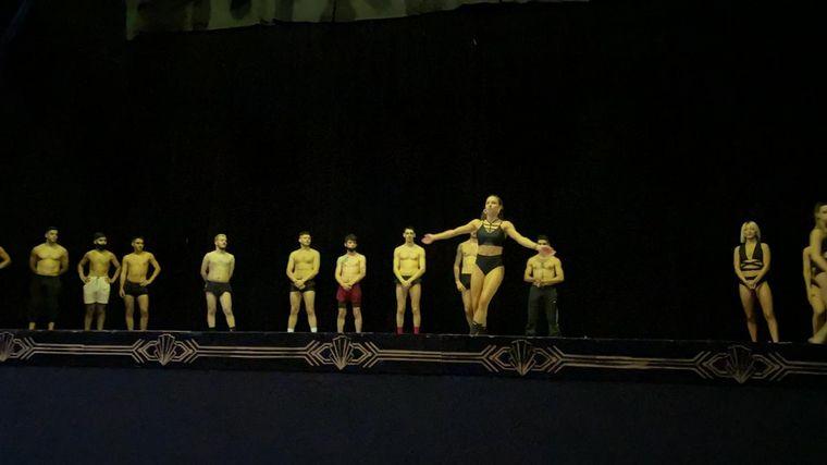 VIDEO: Así es el casting de la nueva obra de Flavio Mendoza
