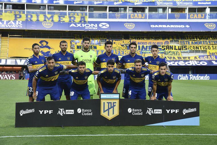 FOTO: Boca vive un gran momento luego pasar a semis de la Libertadores.