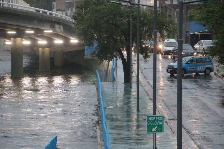 AUDIO: Desde EPEC reportan cortes de energía por la tormenta en Córdoba