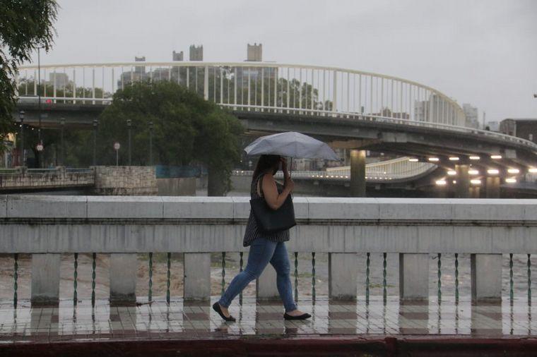 FOTO: Tormenta lluvia alerta Córdoba