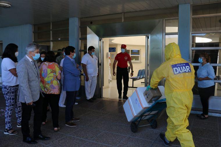 AUDIO: Vacunación Río Cuarto