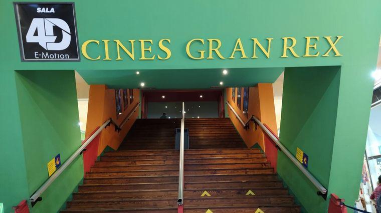 FOTO: Cines Gran Rex
