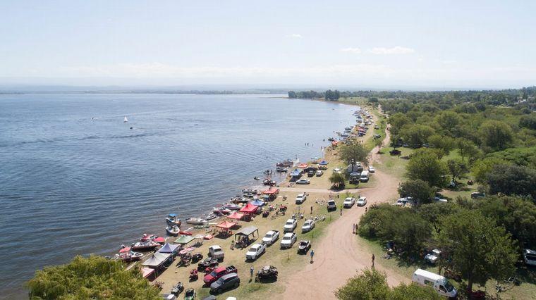 FOTO: Villa Rumipal, lugar privilegiado para actividades náuticas