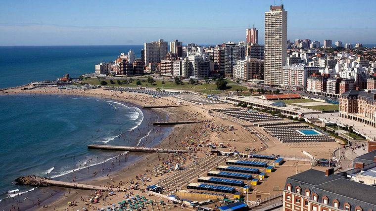 AUDIO: Hay un 40% de ocupación en Mar del Plata para el fin de semana