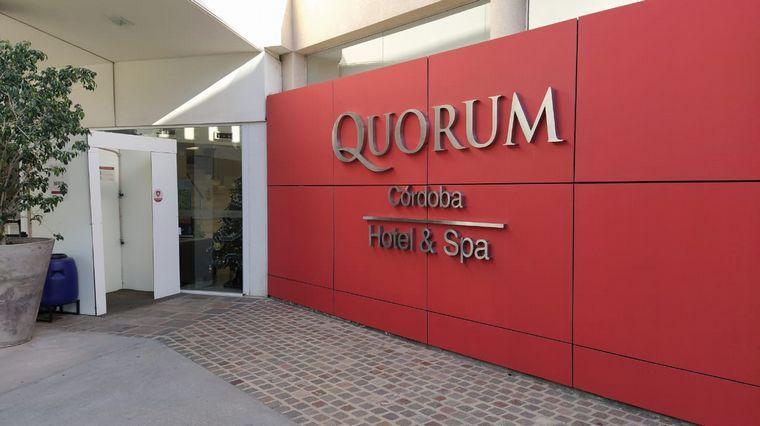 FOTO: El hotel Quorum se prepara para recibir el Año Nuevo.