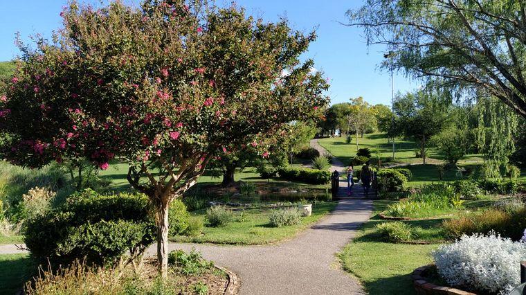 FOTO: El Jardín Botánico de Córdoba reabrió sus puertas (Foto: Facebook Jardín Botánico)