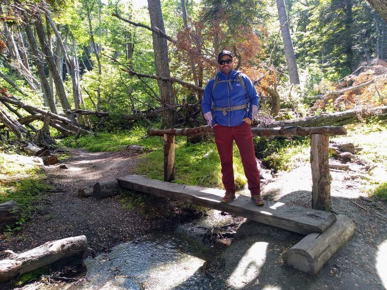 AUDIO: Hito XXIV, una caminata con un paisaje que enamora en