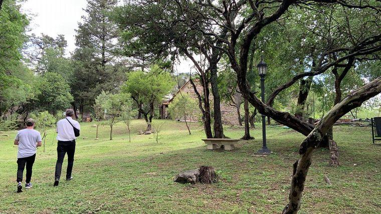 FOTO: Parque Estancia La Quinta, combinación de paisaje y cultura en Carlos Paz.