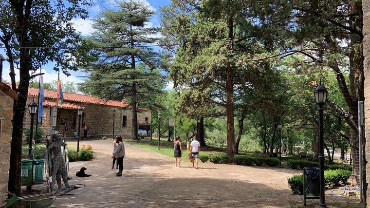 AUDIO: Parque Estancia La Quinta, combinación de paisaje y cultura en Carlos Paz