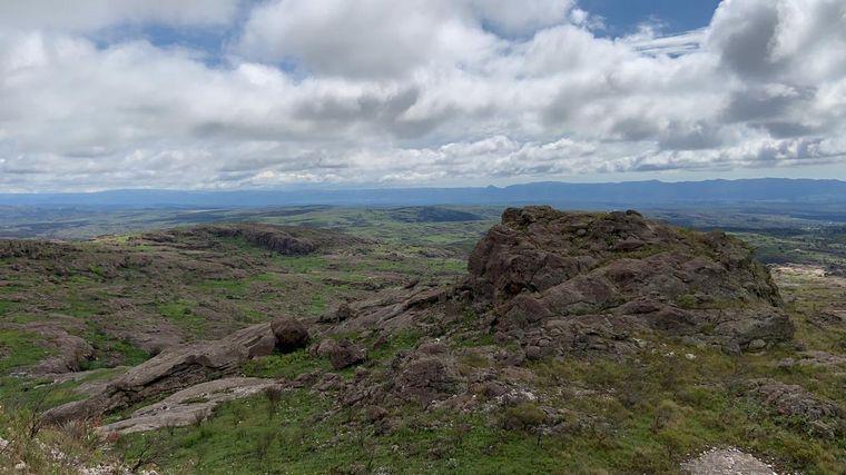 AUDIO: Cerro Blanco, donde los cóndores tienen su casa