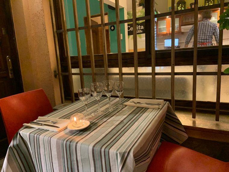 FOTO: Restaurante El Molino, La Falda.