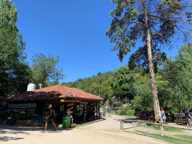 AUDIO: Siete Cascadas, un lugar que reúne las maravillas de Córdoba