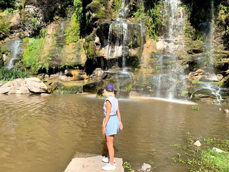 FOTO: Siete Cascadas, un lugar que reúne las maravillas de Córdoba