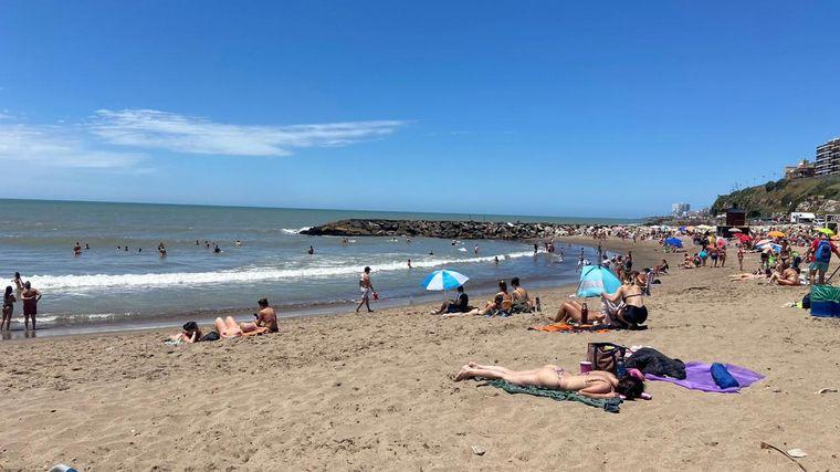 AUDIO: Los increíbles servicios del balneario Alfonsina en Mar del Plata