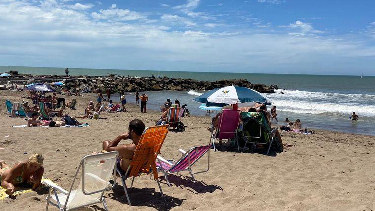 FOTO: Un recorrido por el balneario Alfonsina en Mar del Plata