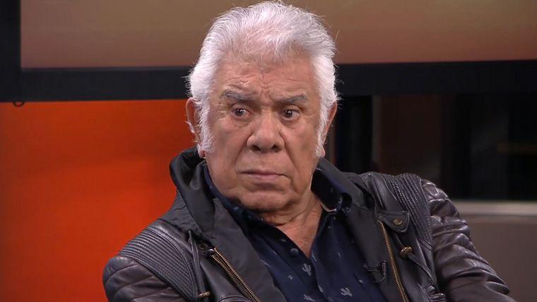 FOTO: Raúl Lavié está con cistitis.