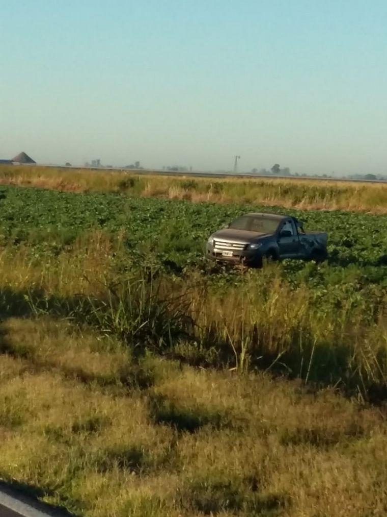 AUDIO: Accidente fatal en la ruta cerca de Freyre
