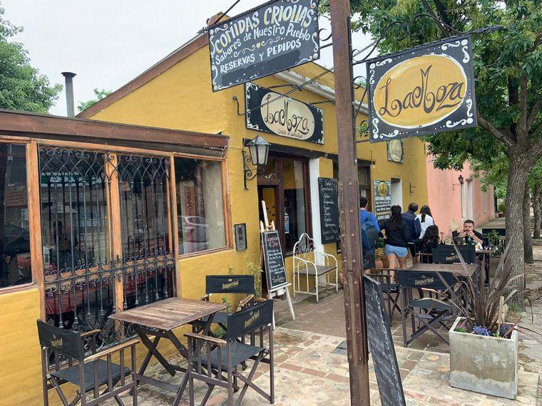 FOTO: La Moza, el rincón de la comida criolla en Los Reartes