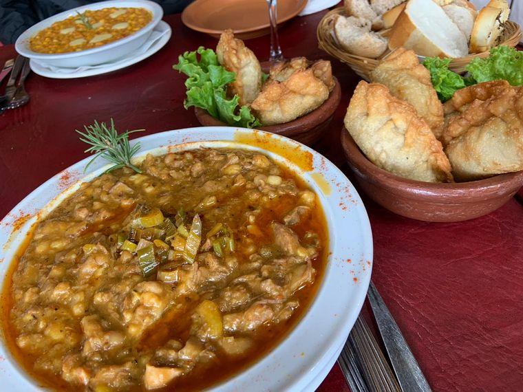 AUDIO: La Moza, el rincón de la comida criolla en Los Reartes