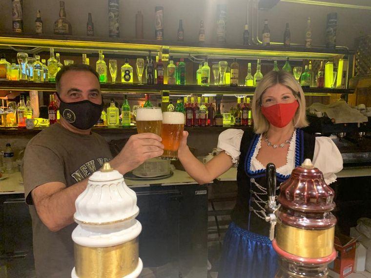 AUDIO: Viejo Munich, una exquisita cervecería en Villa General Belgrano