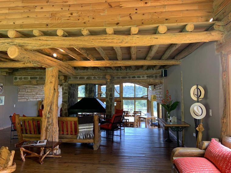 FOTO: La Ernestina, alojamiento de lujo y turismo de aventura