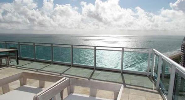 FOTO: La mansión de Mirtha en Miami.