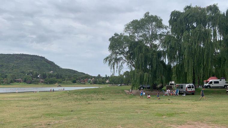 FOTO: Camping Municipal de Villa del Dique