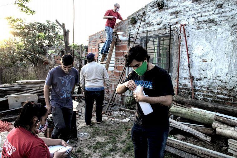 AUDIO: Vecinos crearon red de Wi-Fi para barrio humilde de Santa Fe