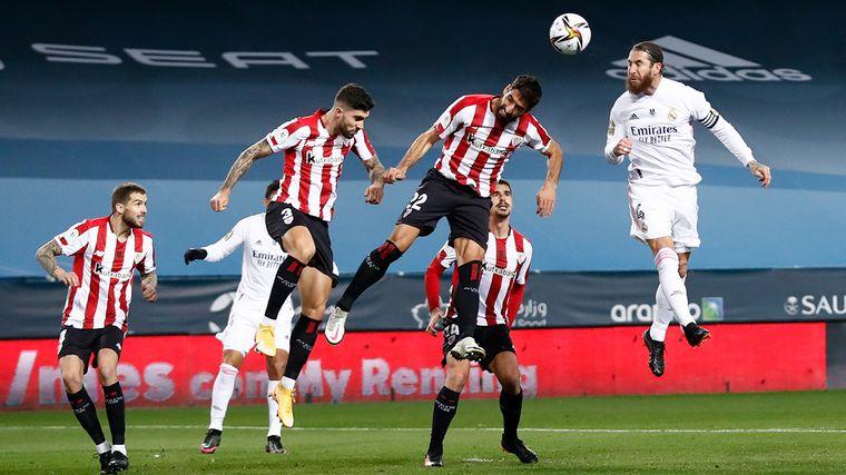 FOTO: El Athletic de Bilbao se enfrentará al Barcelona en la final.