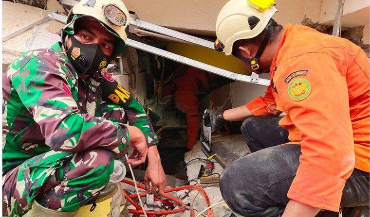 FOTO: Fuerte terremoto en Indonesia (Foto: Getty Images).